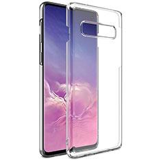 Funda Silicona Ultrafina Transparente K01 para Samsung Galaxy S10 Claro