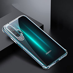 Funda Silicona Ultrafina Transparente K02 para Huawei Honor 20 Pro Claro
