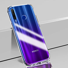Funda Silicona Ultrafina Transparente K02 para Huawei Honor 20i Claro