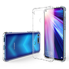 Funda Silicona Ultrafina Transparente K02 para Huawei Honor View 20 Claro