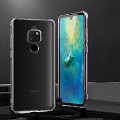 Funda Silicona Ultrafina Transparente K02 para Huawei Mate 20 Claro