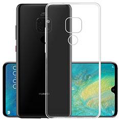 Funda Silicona Ultrafina Transparente K02 para Huawei Mate 20 X 5G Claro