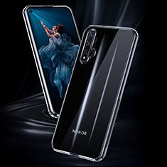 Funda Silicona Ultrafina Transparente K02 para Huawei Nova 5T Claro