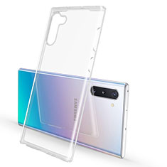 Funda Silicona Ultrafina Transparente K02 para Samsung Galaxy Note 10 5G Claro