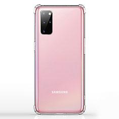 Funda Silicona Ultrafina Transparente K02 para Samsung Galaxy S20 Plus 5G Claro