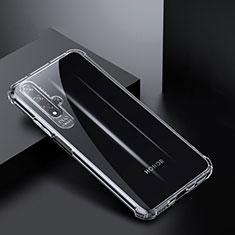 Funda Silicona Ultrafina Transparente K03 para Huawei Honor 20 Claro
