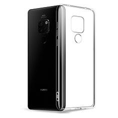Funda Silicona Ultrafina Transparente K03 para Huawei Mate 20 Claro