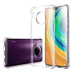 Funda Silicona Ultrafina Transparente K03 para Huawei Mate 30 5G Claro