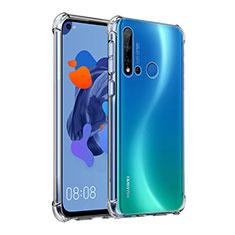 Funda Silicona Ultrafina Transparente K03 para Huawei Nova 5i Claro