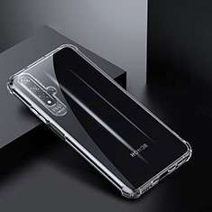 Funda Silicona Ultrafina Transparente K03 para Huawei Nova 5T Claro