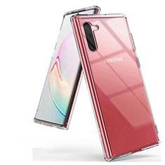 Funda Silicona Ultrafina Transparente K03 para Samsung Galaxy Note 10 5G Claro