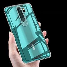 Funda Silicona Ultrafina Transparente K03 para Xiaomi Redmi Note 8 Pro Claro