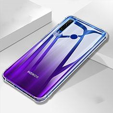 Funda Silicona Ultrafina Transparente K04 para Huawei Honor 20 Lite Claro