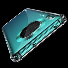 Funda Silicona Ultrafina Transparente K04 para Huawei Mate 30 Pro 5G Claro