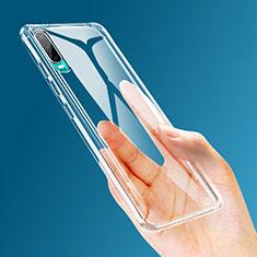Funda Silicona Ultrafina Transparente K04 para Huawei P30 Claro