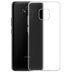 Funda Silicona Ultrafina Transparente K05 para Huawei Mate 20 Pro Claro