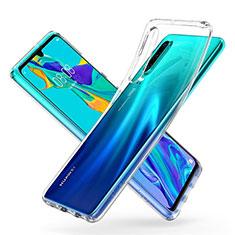 Funda Silicona Ultrafina Transparente K05 para Huawei P30 Claro