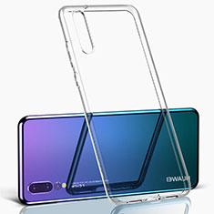 Funda Silicona Ultrafina Transparente K09 para Huawei P20 Pro Claro