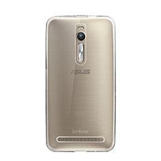 Funda Silicona Ultrafina Transparente para Asus Zenfone 2 ZE551ML ZE550ML Claro