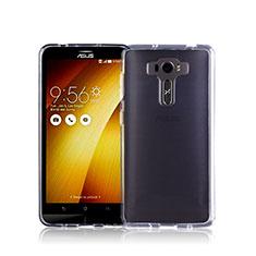 Funda Silicona Ultrafina Transparente para Asus Zenfone 3 Deluxe ZS570KL ZS550ML Claro
