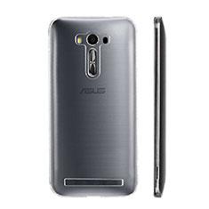 Funda Silicona Ultrafina Transparente para Asus Zenfone Selfie ZD551KL Claro