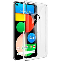 Funda Silicona Ultrafina Transparente para Google Pixel 5 XL 5G Claro