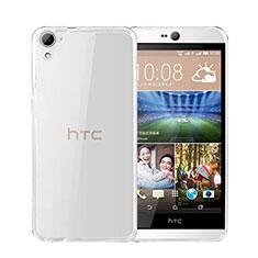 Funda Silicona Ultrafina Transparente para HTC Desire 826 826T 826W Claro