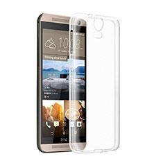 Funda Silicona Ultrafina Transparente para HTC One E9 Plus Claro