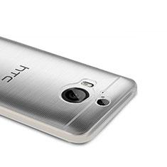 Funda Silicona Ultrafina Transparente para HTC One M9 Plus Claro