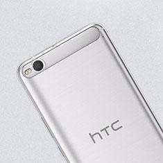 Funda Silicona Ultrafina Transparente para HTC One X9 Claro