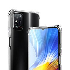 Funda Silicona Ultrafina Transparente para Huawei Honor X10 Max 5G Claro