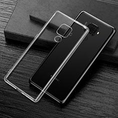Funda Silicona Ultrafina Transparente para Huawei Mate 30 Lite Claro
