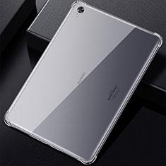 Funda Silicona Ultrafina Transparente para Huawei MatePad 10.8 Claro