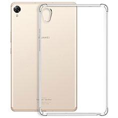 Funda Silicona Ultrafina Transparente para Huawei MediaPad M6 10.8 Claro