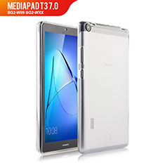 Funda Silicona Ultrafina Transparente para Huawei MediaPad T3 7.0 BG2-W09 BG2-WXX Claro