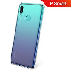Funda Silicona Ultrafina Transparente para Huawei P Smart (2019) Claro