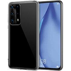 Funda Silicona Ultrafina Transparente para Huawei P40 Pro+ Plus Claro