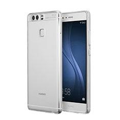 Funda Silicona Ultrafina Transparente para Huawei P9 Claro