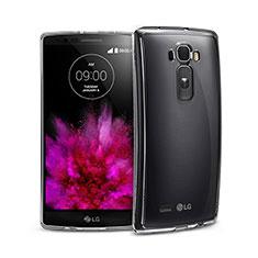 Funda Silicona Ultrafina Transparente para LG G Flex 2 Claro