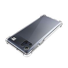Funda Silicona Ultrafina Transparente para LG K92 5G Claro