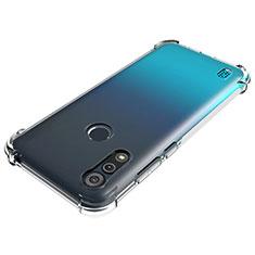 Funda Silicona Ultrafina Transparente para Motorola Moto E6s (2020) Claro