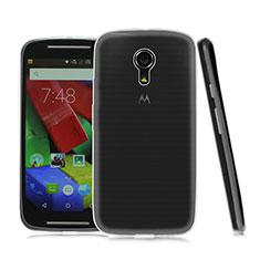 Funda Silicona Ultrafina Transparente para Motorola Moto G (2nd Gen) Claro