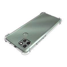 Funda Silicona Ultrafina Transparente para Motorola Moto G9 Power Claro