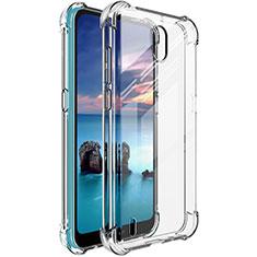 Funda Silicona Ultrafina Transparente para Nokia 1.3 Claro