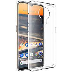 Funda Silicona Ultrafina Transparente para Nokia 5.3 Claro