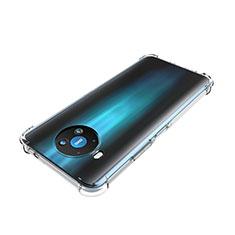 Funda Silicona Ultrafina Transparente para Nokia 8.3 5G Claro