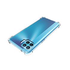 Funda Silicona Ultrafina Transparente para Oppo Reno4 Lite Claro