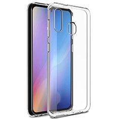 Funda Silicona Ultrafina Transparente para Samsung Galaxy A20e Claro