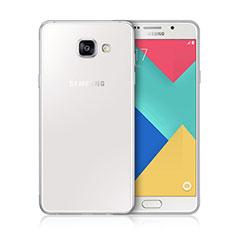 Funda Silicona Ultrafina Transparente para Samsung Galaxy A3 (2016) SM-A310F Blanco