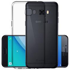 Funda Silicona Ultrafina Transparente para Samsung Galaxy C7 Pro C7010 Claro